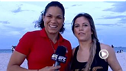 For Amanda Nunes, it's a dream come true to make her Octagon debut in her native Brazil. While training in Miami she explained to Paula Sack how she's been training for the dangerous Sheila 'The German Tank' Gaff. Watch the battle go down at UFC 163.