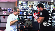 In preparation for his August 17th bout with Chael Sonnen, Shogun Rua spent some time at the Wild Card Boxing Club with legendary trainer Freddie Roach.