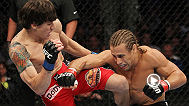 Champions of separate weight divisions in the WEC, Urijah Faber and Brian Bowles finally met on the main card of UFC 139.
