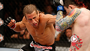 """I want that belt."" Urijah Faber talks about the high stakes of his upcoming bout against fellow finisher Iuri Alcantara."