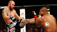 Travis Browne weathers the worst Alistair Overeem has to offer and comes back to earn a high-kick KO win in the first round. Hear what the heavyweight had to say after the fight.