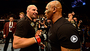 Brazilian light heavyweight Glover Teixeira defeated James Te Huna at UFC 160, but it was meeting his hero Mike Tyson that was the highlight of his night. Teixeira takes his motivation from Tyson into the Octagon next against Ryan Bader.