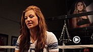TUF 18 coaches Ronda Rousey and Miesha Tate talk about how they will approach coaching and their bitter rivalry with each other.