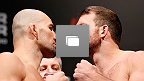 UFC Fight Night: Teixeira vs Bader Weigh-in Gallery