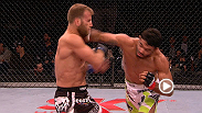 See highlights from the UFC Fight Night main card: flyweight Ali Bagautinov earns a TKO win, Rafael Natal goes an exciting three rounds, and Piotr Hallman bounces back from a bad first round to submit a sturdy Brazilian.