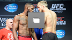 UFC 165 Weigh-in Gallery