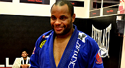 Daniel Cormier receives his brown belt in BJJ and talks about Cain, his upcoming fight at UFC 166, music and more.