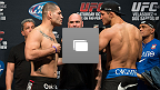 UFC 166 Weigh-in Gallery