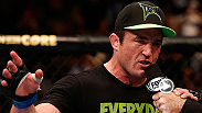 "The ever loquacious and never bashful Chael Sonnen looks ahead to his light heavyweight bout with long-time friend Rashad Evans. ""This is a good dude, but that doesn't change the fact that we both agreed to go out and compete."""