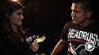 UFC 167: Sergio Pettis and Gian Villante Post-Fight Interview