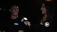 Donald Cerrone pondered retirement before his fight with Evan Dunham. But Cowboy put on an inspiring performance that proved he still had the power to compete at a high level. Hear his discuss his win with Megan Olivi.