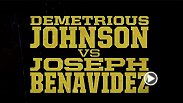 Demetrious Johnson and Joseph Benavidez war for the flyweight strap; plus, Sacramento's favorite son Urijah Faber battles fellow Californian Michael McDonald in a pivotal bantamweight bout. Watch live December 14 on FOX.