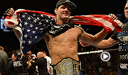 """I have to beat Anderson Silva this time to solidify my first victory and solidify myself as a champion."" UFC middleweight title-holder Chris Weidman prepares to come into the rematch with former champion Anderson Silva his chin down and teeth gritted."