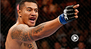 Aussie Soa Palelei gets an impressive home-turf win, plus Bethe Correia, Ryan Bader and Clint Hester nab wins down under. Hear from these stars of UFC Brisbane after their fights.