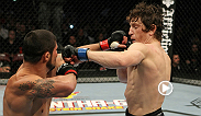 Lightweight Mac Danzig had his fair share of struggles under the UFC banner, losing four of his previous six, following his TUF 6 win. The Cleveland native tried to get his career back on track with this blistering KO of Joe Stevenson.