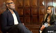 Paula Sack sits down for an incisive one on one interview with former middleweight champ Anderson Silva as he prepares for his highly anticipated rematch at UFC 168.