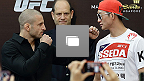 UFC Fight Night: Saffiedine vs Lim Ultimate Media Day Gallery