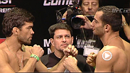 Watch the official weigh-in for UFC Fight Night: Machida vs. Mousasi.