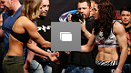UFC® 170 Weigh-In Gallery