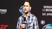 Watch the UFC Fight Club Q&A with former UFC lightweight champion Frankie Edgar.