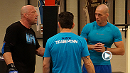 Team Penn thinks that light heavyweight Daniel Spohn can knockout anyone in the house. However, Team Edgar and Todd Monoghan see things different. Tune in Wednesday as the heavy-handed housemates tee off in a new episode of The Ultimate Fighter.