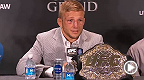 UFC 173: Post-Fight Press Conference Highlight