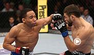 "The always entertaining John Dodson's explosive punching power is on full display against Darrell Montague at UFC 166. ""The Magician"" faces John Moraga at Fight Night Albuquerque."