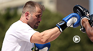 Fabio Maldonado, winner of three straight, previews his bout with Stipe Miocic at Fight Night Sao Paulo. Despite taking the fight on short notice, Maldonado is convince he will be able to beat Miocic up when they step into the Octagon on Saturday.