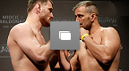 UFC Fight Night: Miocic vs Maldonado Weigh-In Gallery