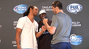 Watch the official weigh-in for UFC Fight Night: Henderson vs. Khabilov.