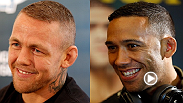 Watch the UFC Fight Club Q&A with lightweight contender Ross Pearson and middleweight contender Dylan Andrews.