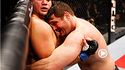 Heavyweight Matt Mitrione shows off the impressive striking that helped him win his first four bouts in the Octagon. Watch in action this weekend against Stefan Struve at UFC 175!