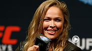 UFC Women's Bantamweight champ Ronda Rousey not only dominates her opponents inside the Octagon, but her budding acting career has catapulted her even further into the popular culture spotlight.