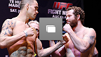 UFC Fight Night: Auckland Weigh-In Gallery