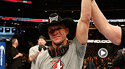Hear what Cowboy had to say after his impressive head kick knockout of Jim Miller at Fight Night Atlantic City.