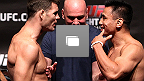 UFC Fight Night: Bisping vs Le Weigh-in Photo Gallery