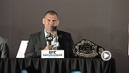 Watch the ticket on-sale press conference for UFC 180: Velasquez vs. Werdum