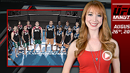 Get the latest on The Ultimate Fighter Latin America, UFC 180, and TJ Dillashaw's visit to a west coast football team in this installment of the UFC Minute!