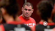 Catch up with The Ultimate Fighter Latin America coach Cain Velasquez and be sure to check out new episodes every Tuesday on UFC FIGHT PASS!