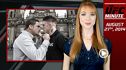 Find out about the newly-released UFC 180 fight card, what's next for Joseph Benavidez, and updates to EA Sports UFC in today's UFC Minute!