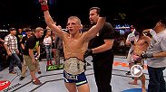 Bantamweight champion T.J. Dillashaw and challenger Joe Soto reflect on their performances in the UFC 177 main event with UFC commentator Joe Rogan.