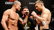 Watch up close as Gleison Tibau makes his final preparations on the way to the Fight Night Brasilia. Tibau faces Piotr Hallmann in the co-main event in Brasilia.