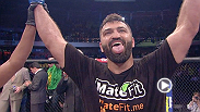 Hear from former UFC heavyweight champion Andrei Arlovski after his huge KO victory over Bigfoot Silva at Fight Night Brasilia.