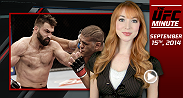 Lisa Foiles gives you a recap of Fight Night Brasilia and looks ahead to this weekend's event in Saitama, Japan.