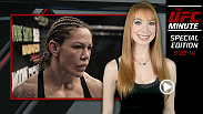 In this special edition of the UFC Minute, Lisa Foiles brings you breaking Invicta FC news regarding its return to UFC Fight Pass and Cris Cyborg's new weight class.