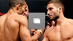 UFC 179 Weigh-In Gallery