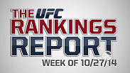 The Rankings Report is a new weekly UFC.com series that gives you, the fans, a more in-depth look into the official UFC rankings. This week Matt Parrino and Frank Mir look back on UFC 179 and talk about Conor McGregor and Brock Lesnar.