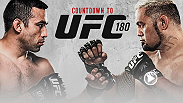 Fabricio Werdum changes tactics to prepare for a new opponent who's the stylistic opposite of the champion. Kickboxing legend Mark Hunt seizes the opportunity of a lifetime to compete for the interim championship.
