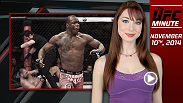 UFC Minute host Lisa Foiles recaps this weekend's events in Sydney and Uberlandia and looks ahead to the heavyweight showdown at UFC 180.