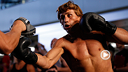 """The California Kid"" Urijah Faber talks about what led him to become a fighter, saying it's in his DNA. Faber faces Francisco Rivera in the main event of the UFC 181 Fox Sports 1 prelims."